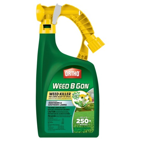 Ortho Weed B Gon For Lawns 32oz Ready To Spray