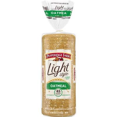 Pepperidge Farm Light Oatmeal Sandwich Bread - 16oz