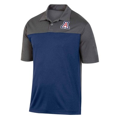 NCAA Arizona Wildcats Men's Short Sleeve Polo Shirt