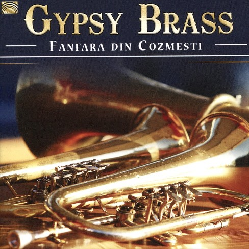 Fanfara Din Cozmesti - Gypsy Brass (CD) - image 1 of 1