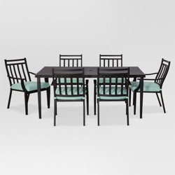 Fairmont 7pc Patio Dining Set - Threshold™