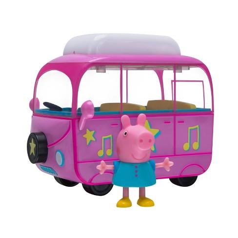 Peppa Pig Little Vehicle Celebration Camper - image 1 of 4
