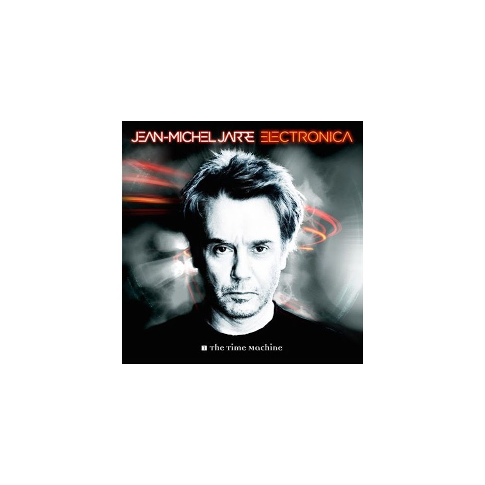 Jean-michel Jarre - Electronica Vol 1:Time Machine (Vinyl)