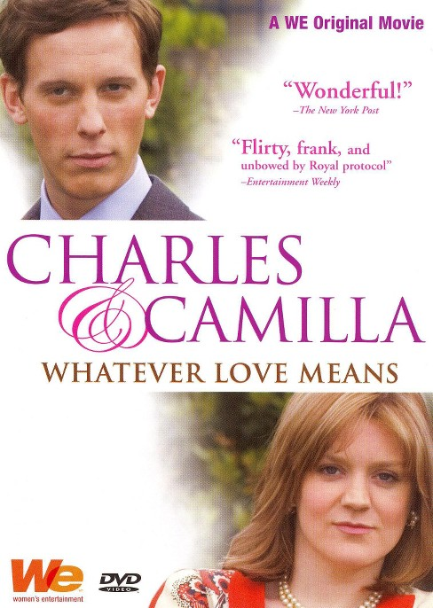 Charles & camilla:Whatever love means (DVD) - image 1 of 1