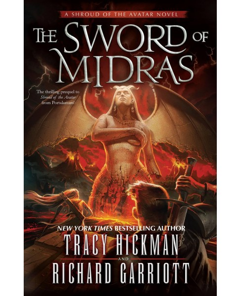 Sword of Midras (Reprint) (Paperback) (Tracy Hickman & Richard Garriott) - image 1 of 1