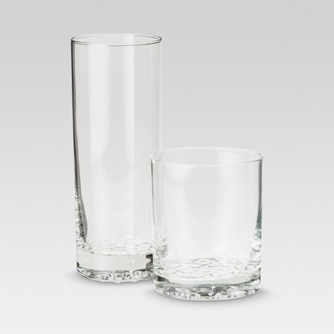 Easton Glass 12pc Tumblers - Threshold™ - image 1 of 2