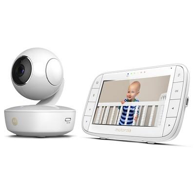 'Motorola 5'' Portable Video Baby Monitor - MBP36XL, White'