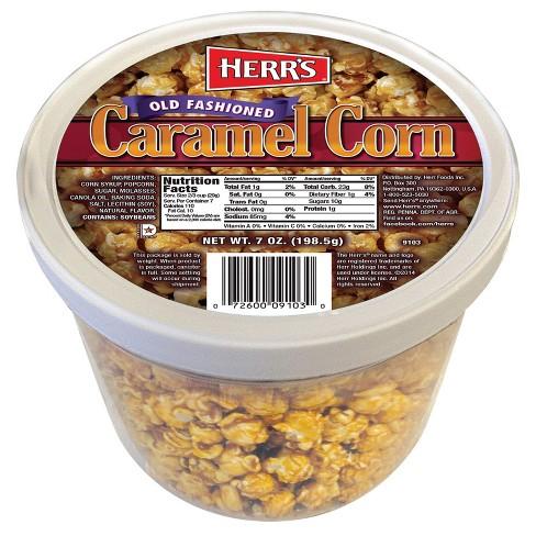 Herr's Old Fashion Caramel Corn 7oz - image 1 of 1