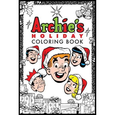 - Archie's Holiday Coloring Book - (Paperback) : Target