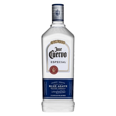 Jose Cuervo Especial Silver Tequila - 1.75L Bottle