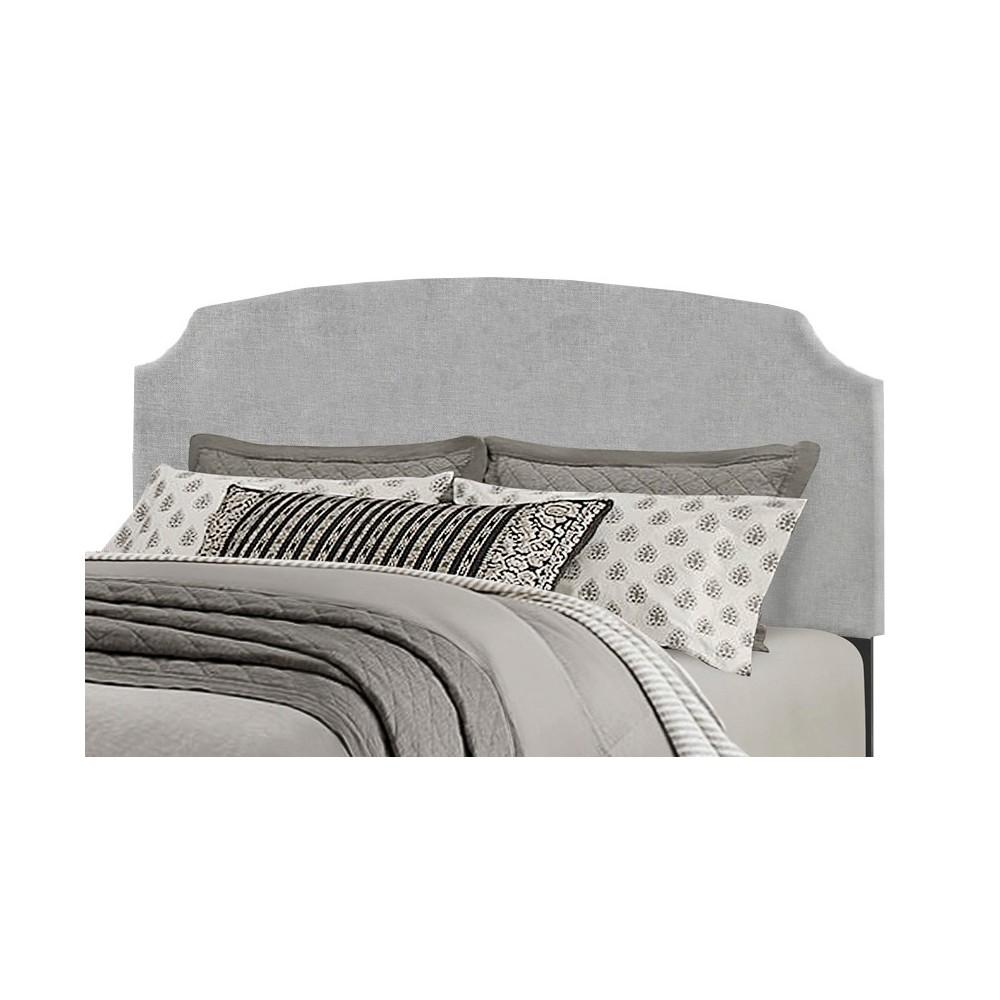 Full/Queen Desi Headboard Frame Included Glacier Gray - Hillsdale Furniture