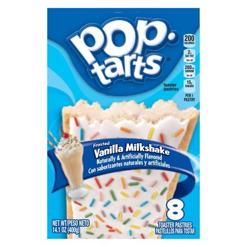 Pop-tarts Vanilla Milkshake - 8ct - image 1 of 4