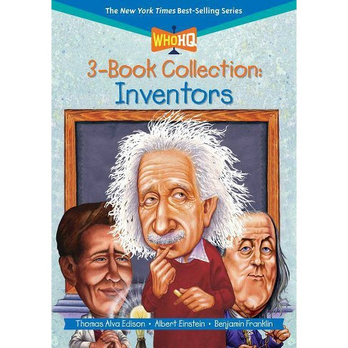 Who HQ Collection : Inventors -  by Dennis B. Fradin & Jess  Brallier & Margaret  Frith (Paperback) - image 1 of 1