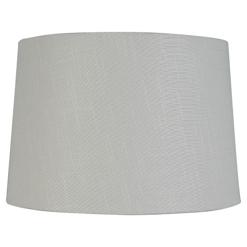 Elevated Texture Lamp Shade Sour Cream - Threshold™ - image 1 of 2