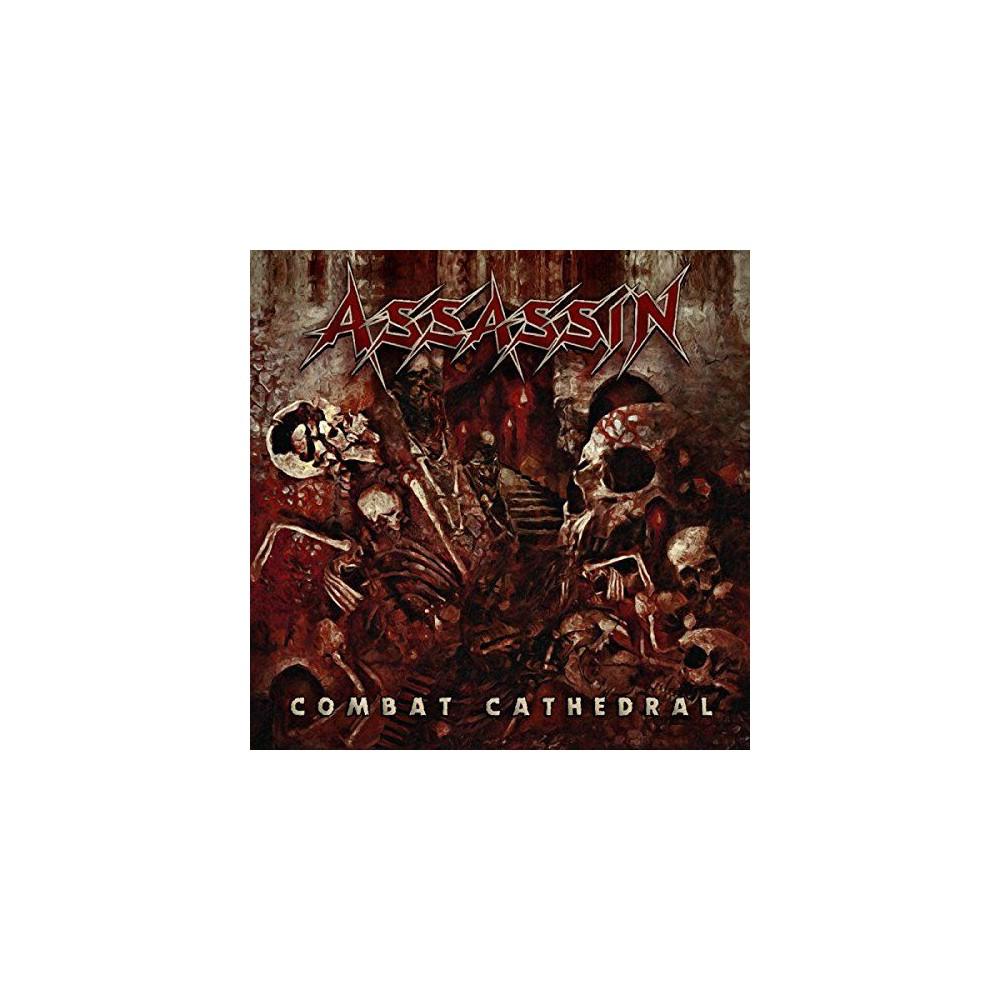 Assassin - Combat Cathedral (Vinyl)