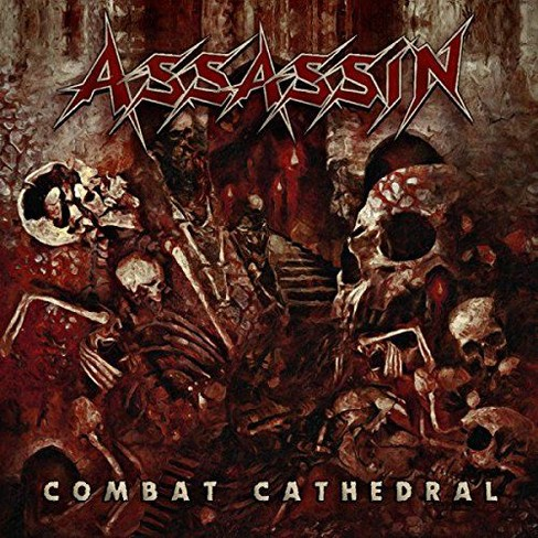 Assassin - Combat cathedral (Vinyl) - image 1 of 1