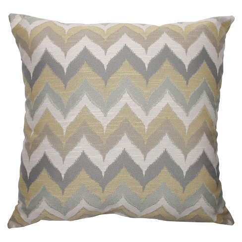 Kosala Mist Floor Throw Pillow - Pillow Perfect - image 1 of 1