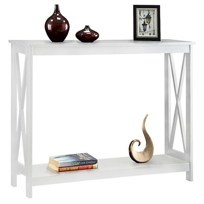 Oxford Console Table White - Breighton Home : Target