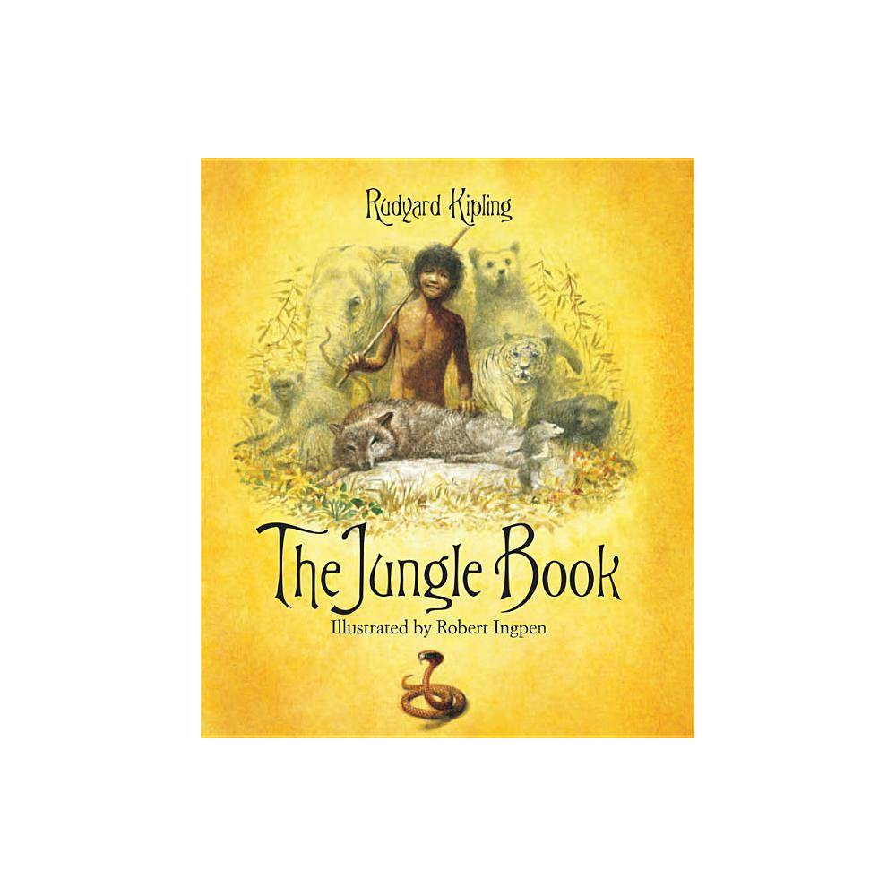 The Jungle Book Sterling Illustrated Classics By Rudyard Kipling Hardcover