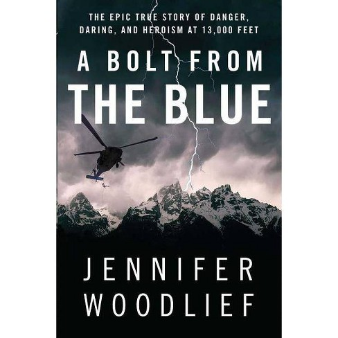 A Bolt from the Blue - by  Jennifer Woodlief (Paperback) - image 1 of 1