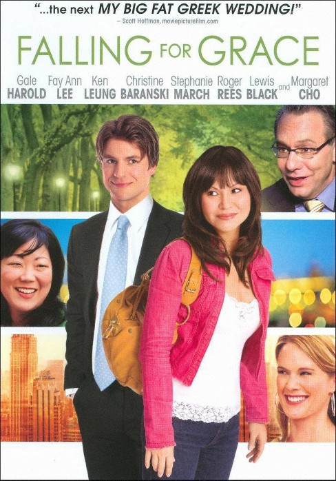 Falling for grace (DVD) - image 1 of 1