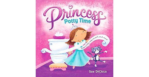 Princess Potty Time (Hardcover) (Sue Dicicco) - image 1 of 1
