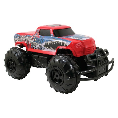 HyperChargers Water and Land R/C Truck - image 1 of 4