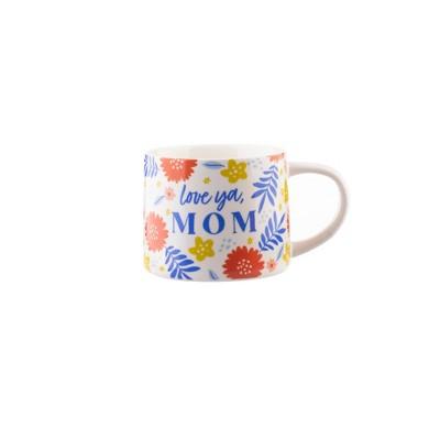 Parker Lane 15oz Stoneware Love Ya Mom Mug