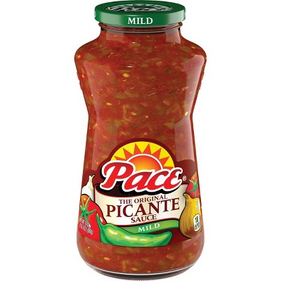 Salsas & Dips: Pace Picante Sauce