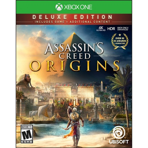 Assassin's Creed Origins: Deluxe Edition - Xbox One - image 1 of 5