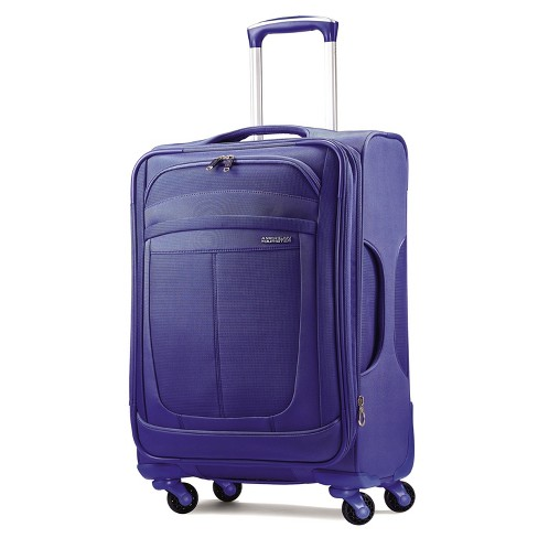 "21"" Spinner Delite 3 Carry On Suitcase - Blue - image 1 of 8"