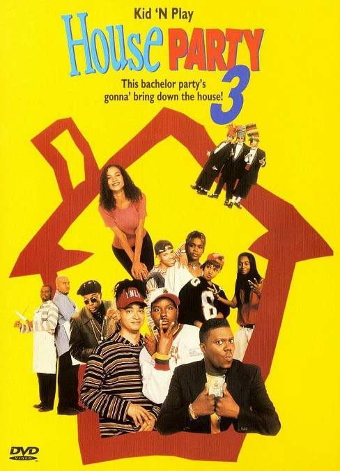 House party 3 (DVD) - image 1 of 1