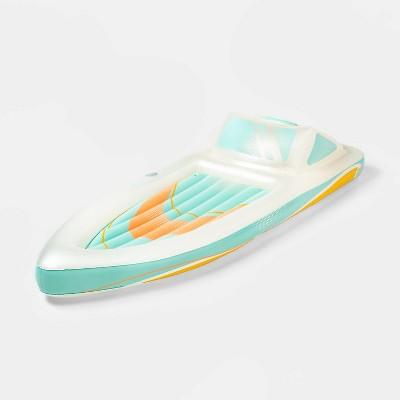 Luxury Power Boat Pool Float - Sun Squad™