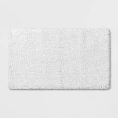"24""x40"" Bath Rug White- Threshold Signature™"