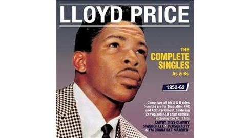 Lloyd Price - Complete Singles As & Bs:52-62 (CD) - image 1 of 1