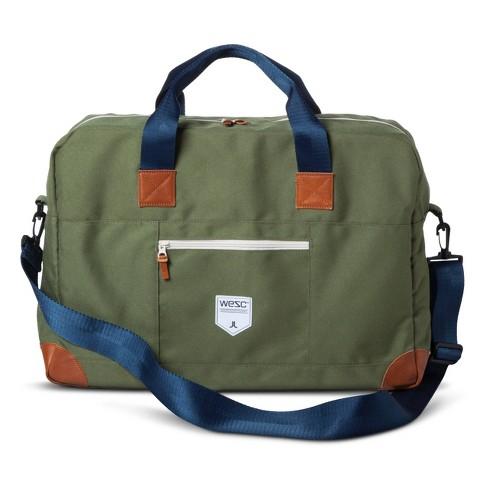 WeSC Men's Saxton Weekender Bag - Green - image 1 of 1