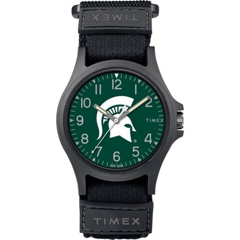 NCAA Michigan State Spartans Tribute Collection Pride Men's Watch - image 1 of 1
