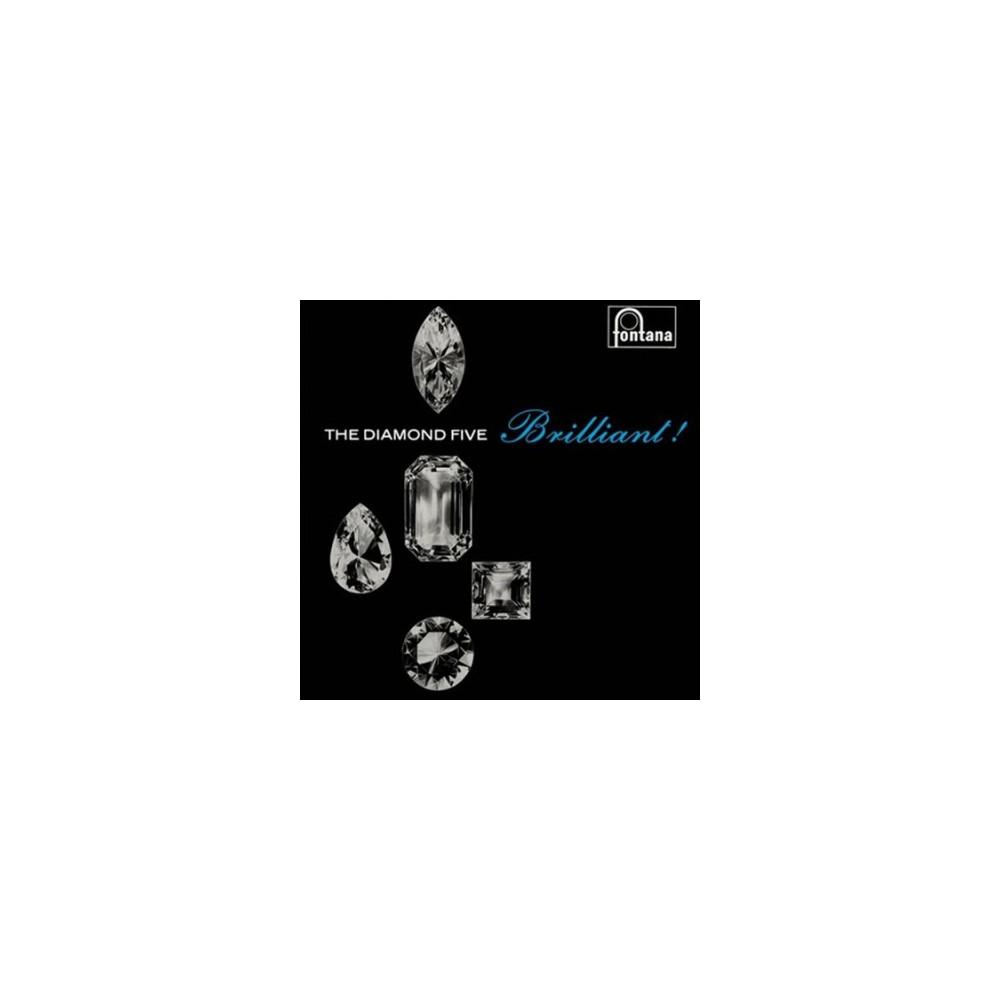 Diamond Five - Brilliant (Vinyl)