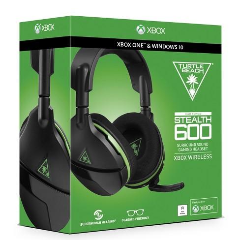 best website a9f3f 46228 TURTLE BEACH® STEALTH 600 Wireless Surround Sound Gaming Headset for Xbox  One