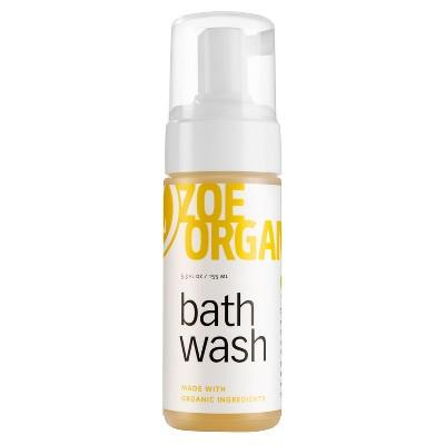 Zoe Organics Bath Wash - 5 fl oz