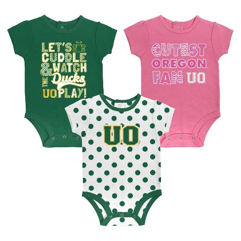 Oklahoma Sooners Infant/Toddler Girl Body Suit - image 1 of 4