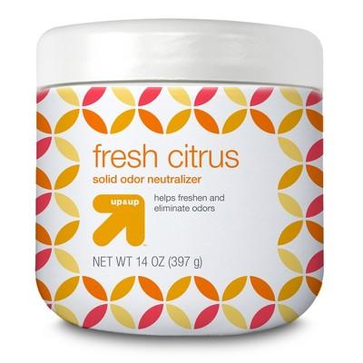 Citrus Fresh Solid Odor Neutralizer - 14oz - up & up™
