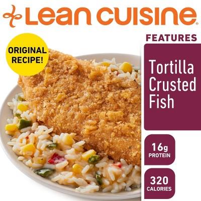 Lean Cuisine Marketplace Frozen Tortilla Crusted Fish - 8oz