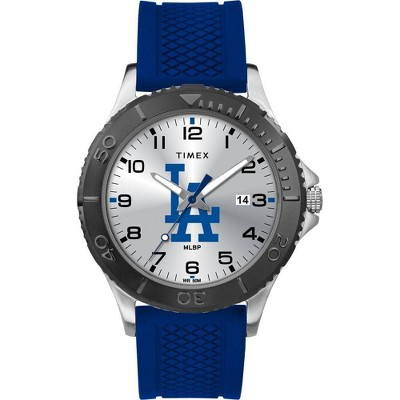 MLB Los Angeles Dodgers Men's Tribute Collection Gamer Watch - Blue
