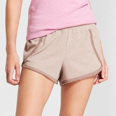 Women's Dolphin Pajama Shorts - Xhilaration™ Spiaggia Tan XL