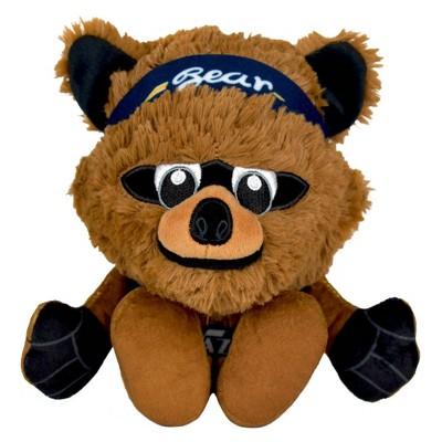 "NBA Utah Jazz Bleacher Creatures Jazz Bear Mascot Kuricha 8"" Plush Figure"