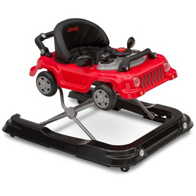 Jeep Classic Wrangler 3-in-1 Grow With Me Walker