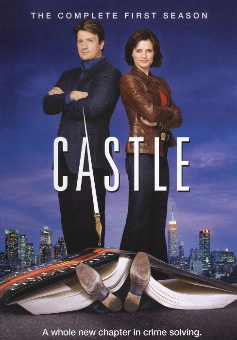 Castle: The Complete First Season [3 Discs] - image 1 of 1