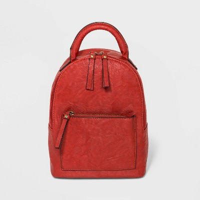 Bueno Zip Closure Backpack
