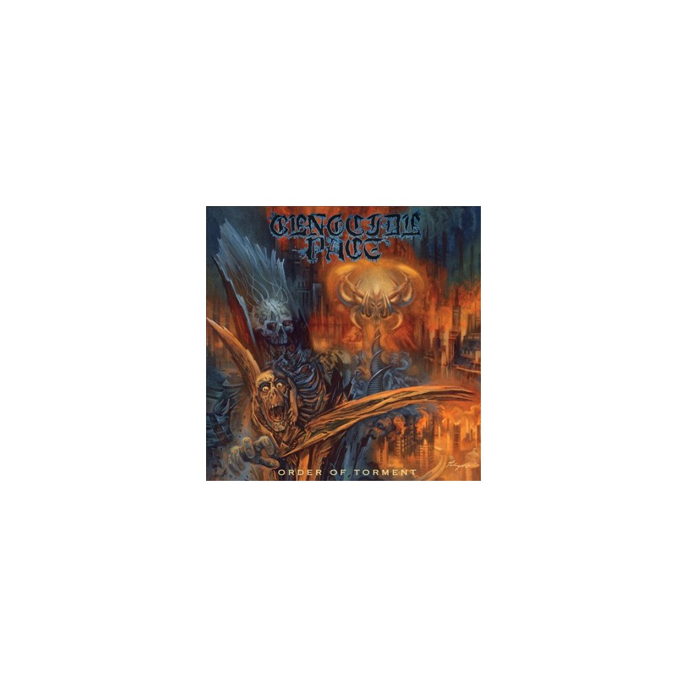 Genocide Pact - Order Of Torment (Vinyl)